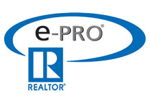 Realtor E-pro logo