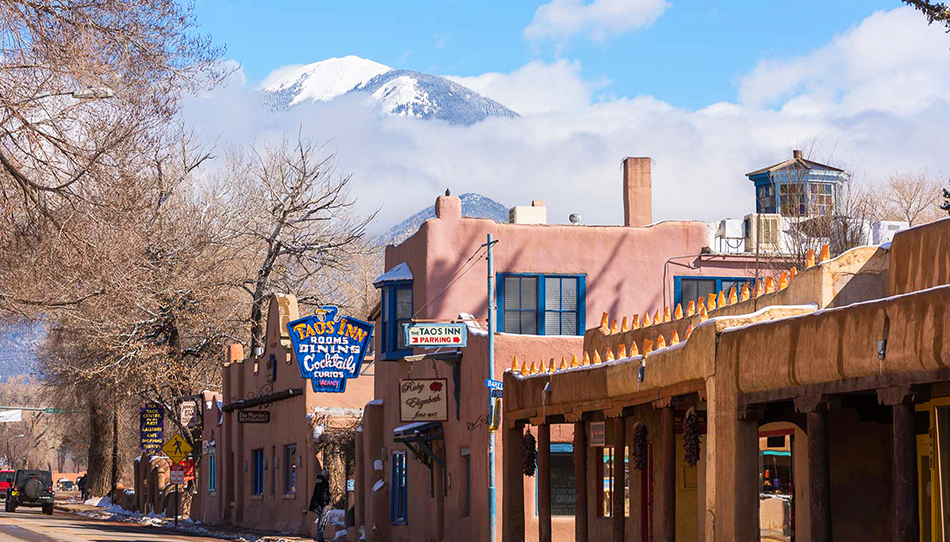 Restaurants in Taos, NM