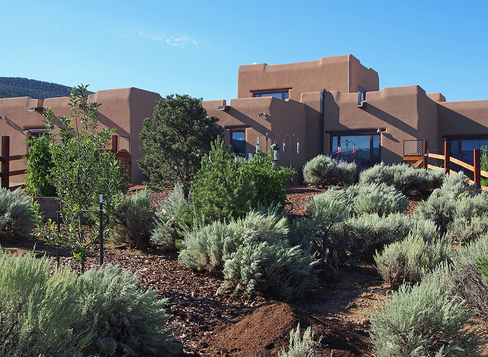 Taos exclusive dream home for sale